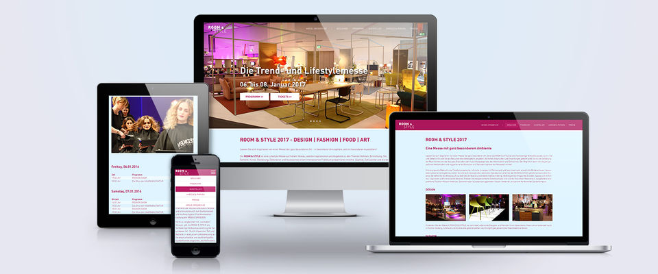 Websites Eigenmessen Messe Dresden