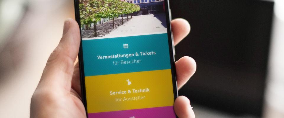 Startseite Video Messe Dresden