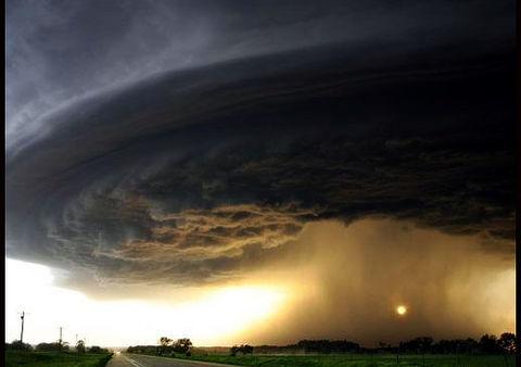 Ein Sturm braut sich zusammen, by LiebeDich