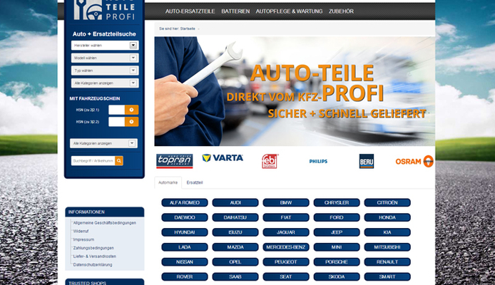 Teile Profis e commerce goes mobile mit auto teile profi dtele