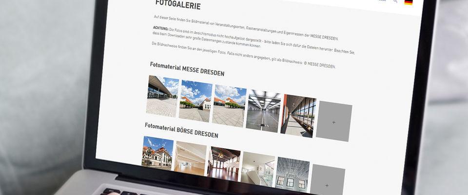 Fotogalerie Messe Dresden