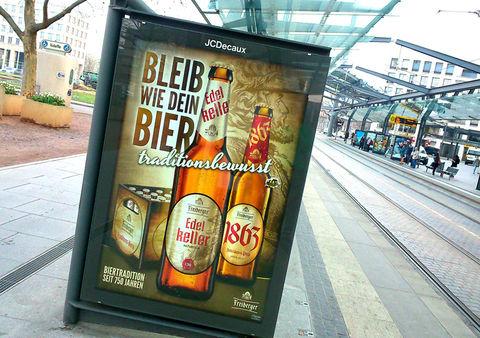 Freiberger Edelkeller Plakat & Webspecial