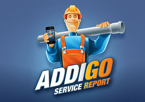Addigo Service Report App