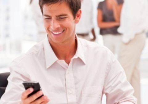 Auch auf dem Handy wollen Fachkräfte neue Jobs suchen