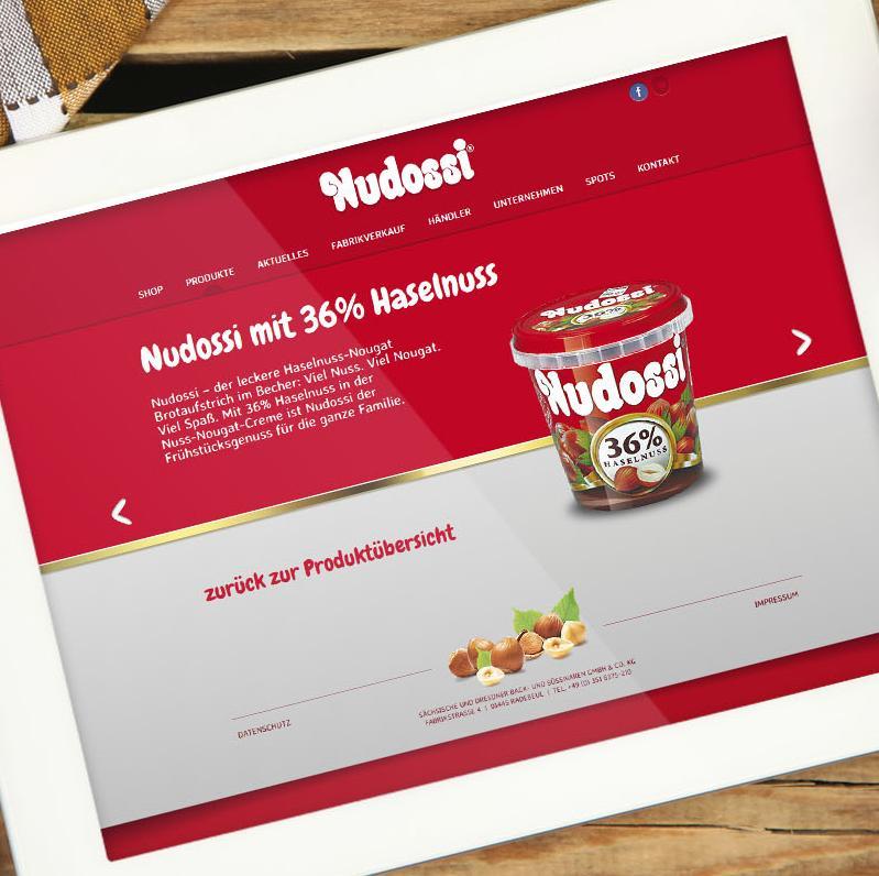 Responsive Webdesign Nudossi