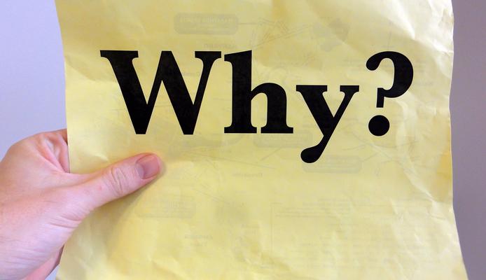 Generation Why? by Editor B
