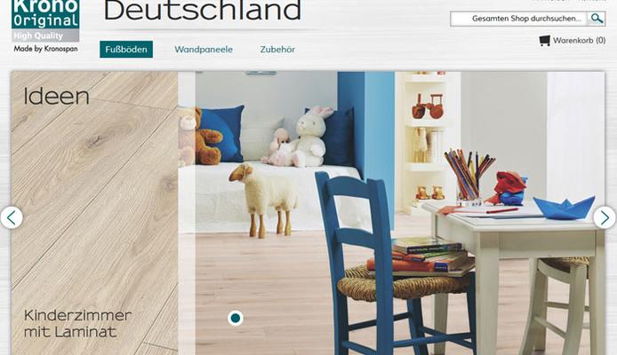 blog krono original onlineshops digitale vertriebsstrategie f r laminatboden marke dtele. Black Bedroom Furniture Sets. Home Design Ideas