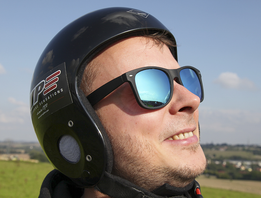 gleitschirmfliegen schnupperkurs paradopia dresden