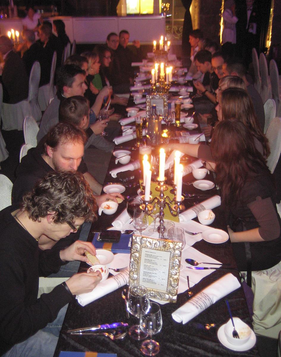 weihnachtsfeier dtele mafia mia dinnerparty