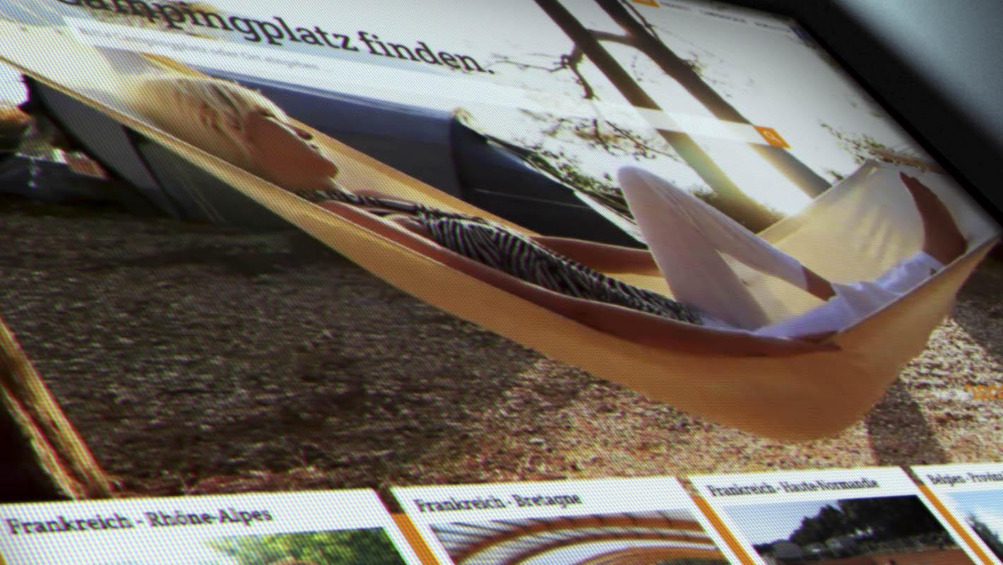 Website Camping Campoola