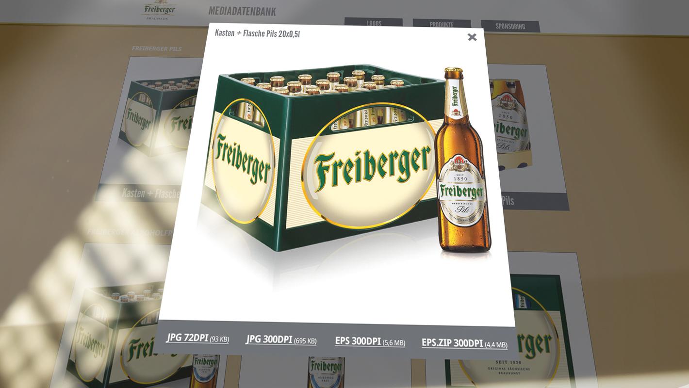 Media Datenbank Freiberger Brauhaus