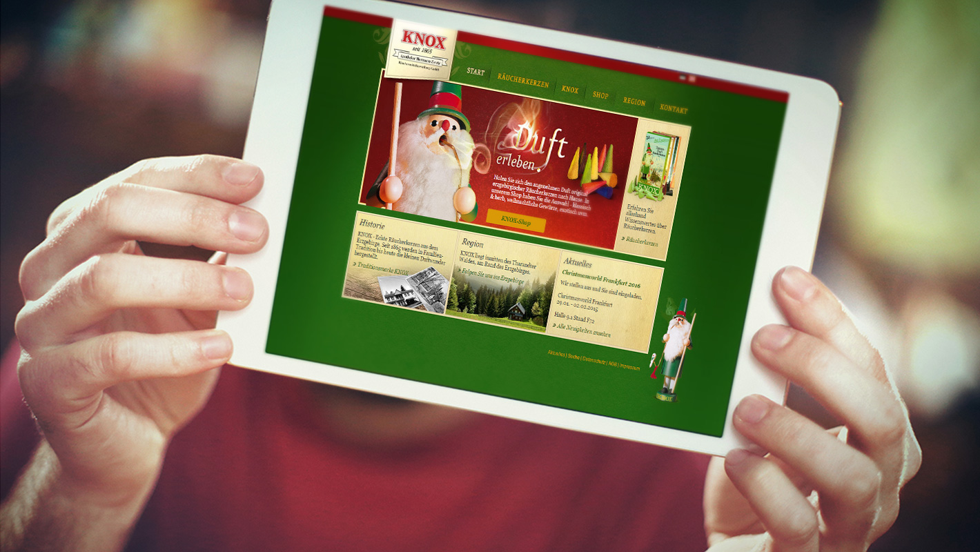 Website Knox