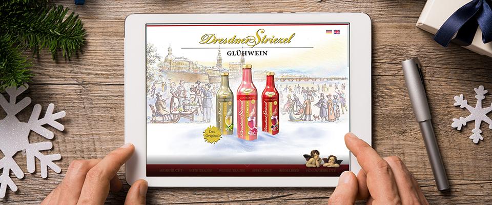 Dresdner Striezel Gluehwein Startseite