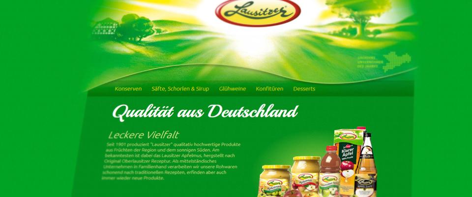 Lausitzer Früchte Qualität aus Deutschland