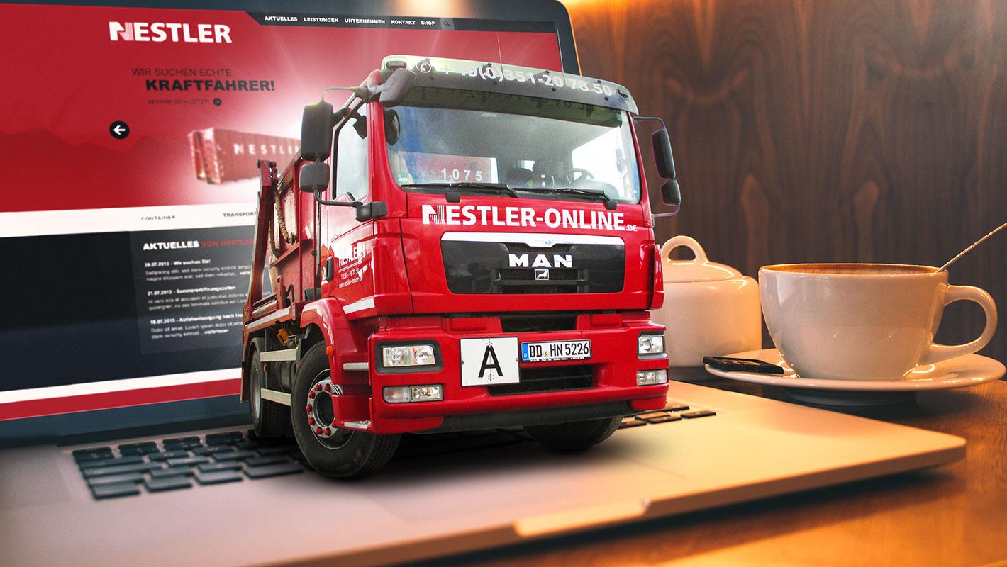 Website Nestler