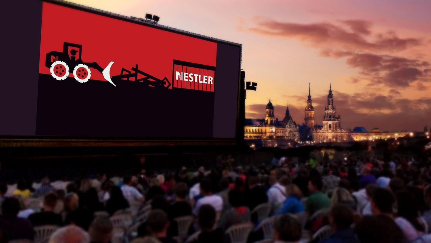 Außenwerbung Nestler Dresden