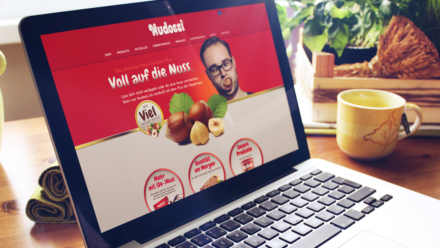 Responsive Website Nudossi