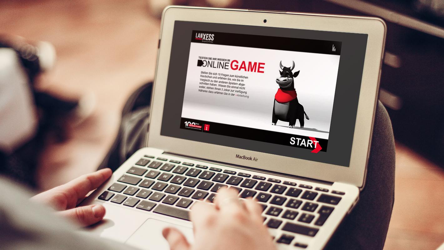Online Game Lanxess