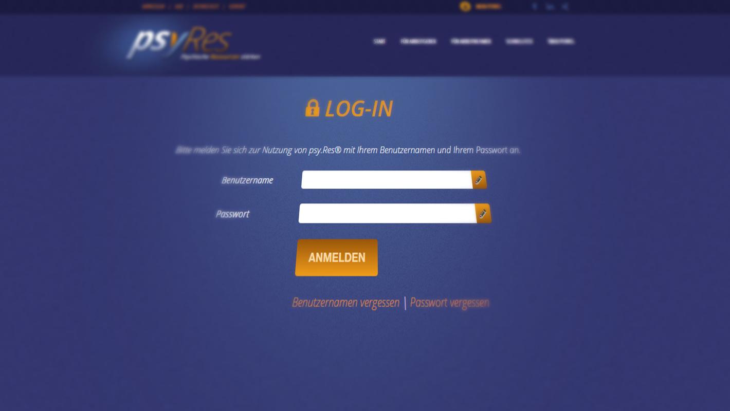 Neue Webseite psy.Res