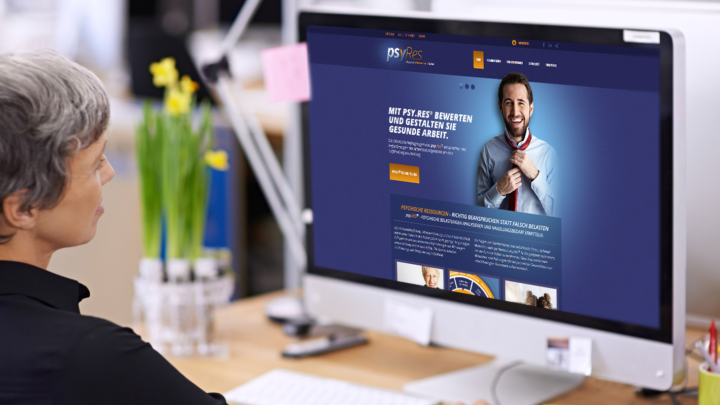 Neue Website psy.Res