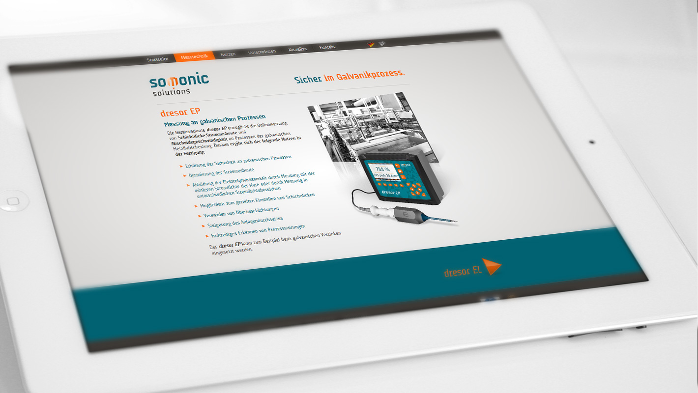 Somoinc Website Tablet